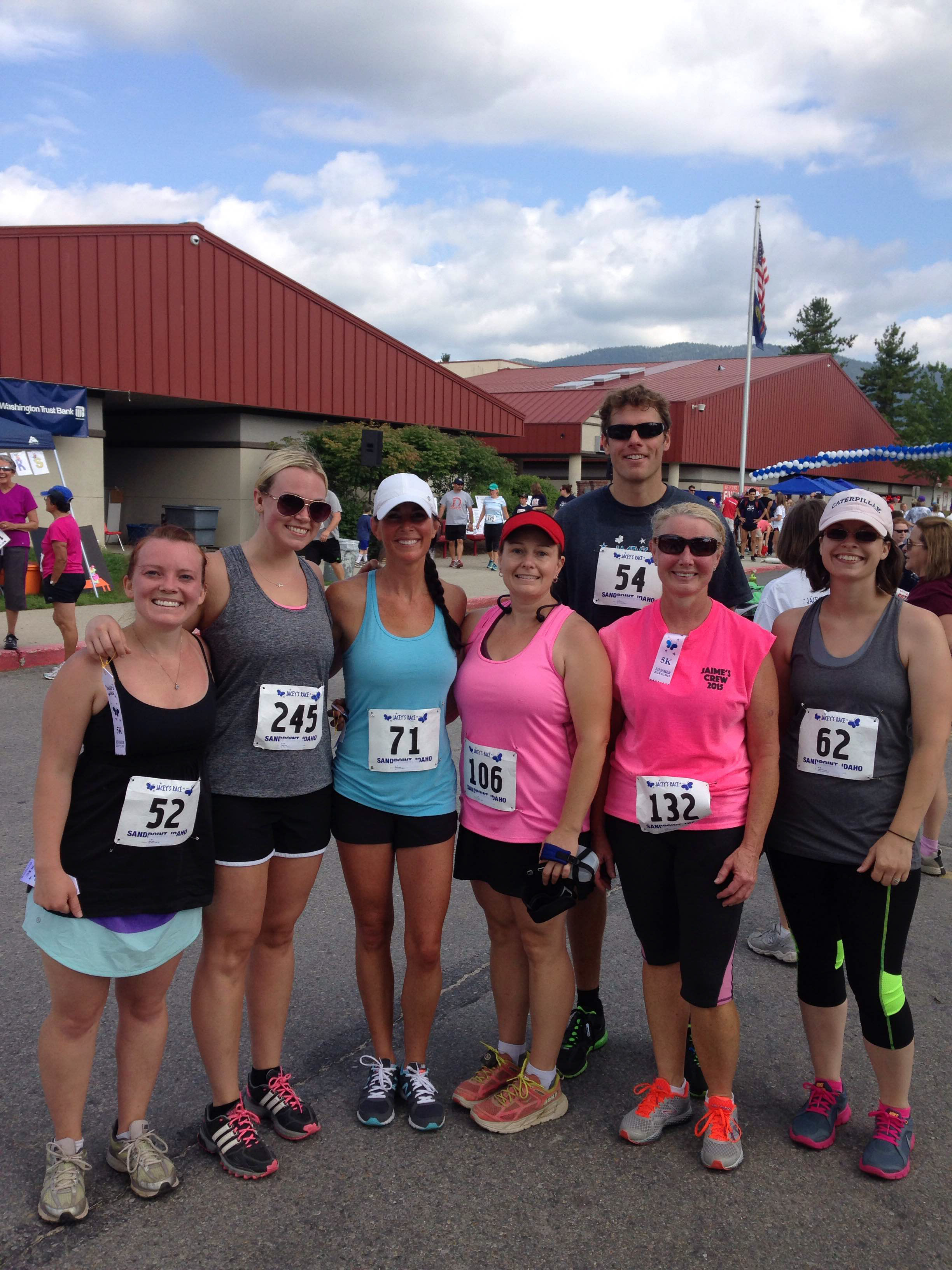 Jaycey's Race 2015